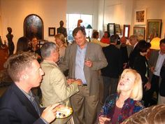 The French-American Business Council of West Florida has been an alliance member of Sister Cities Association of Sarasota since 2002.  Photo is of the French-American Business Council of West Florida Art du Monde exhibit on April 16, 2008