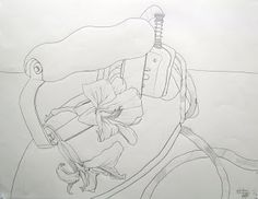 contour line drawing nature - Google Search