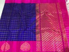 Pure handloom Kuppadam and Kanchi Kuppadam Sarees price@5200-5999 Order what's app 7995736811