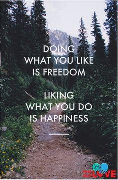 Doing & Liking
