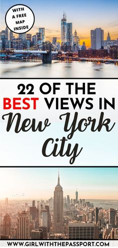 Looking for the best views of NYC? Then check out this local's secret guide to NYC! It's filled with expert NYC travel tips and secret places you can go to do some beyond epic NYC photography! . New York Travel | New York City Travel | New York City Travel Tips | NYC Itinerary | NYC Travel Tips | Best Views in NYC | NYC Photography | NYC Skyline | NYC Photo Guide | Instagram NYC| New York Travel #NYCGuide #TravelNYC #VisitNYC #NYCTips Usa Travel Guide, Travel Usa, Travel Guides, Travel Tips, Travel Abroad, Time Travel, Nyc Itinerary, Visiting Nyc, New York City Travel
