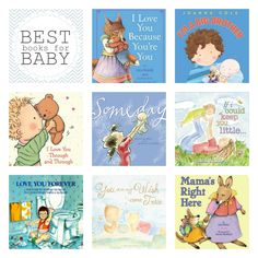 Top 8 best books for baby
