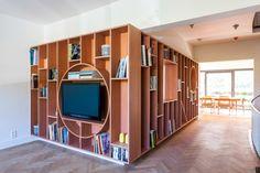 van staeyen interieur architecten, Luc Roymans · SV GROUND FLOOR