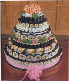 Asian themed party cake?