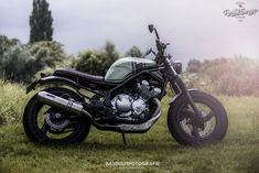 XJ600 Diversion by Wrench Kings Earlier this year Wrench Kings were, together with Reinoud from...