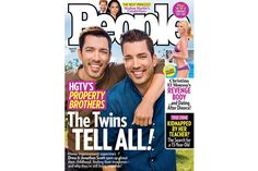 Even for identical twins, Jonathan and Drew Scott are exceptionally simpatico. Growing up in Vancouver, the two were inseparable and spoke their own sec...