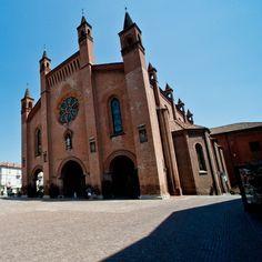 Cattedrale di San Lorenzo ad Alba (Cn) - Info su storia, arte, liturgia e devozione sul sito web del progetto #cittaecattedrali