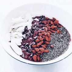 acaibowl Smoothies, Lchf, Acai Bowl, Breakfast, Smoothie Packs, Cocktails