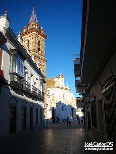 Iglesia de Santiago Apostol Bollullos Par del Condado #Huelva