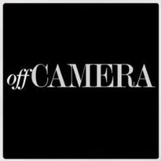 Off Camera is a website, magazine, television show, and podcast. Off Camera is hosted by photographer/director Sam Jones, who created the show out of his passion for the long form conversational interview, and as a way to share his conversations with a myriad of artists, actors, musicians, directors, skateboarders, photographers, and writers that pique his interest. Because the best conversations happen Off Camera.