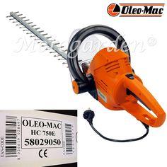 Tosasiepi elettrico HC 750 E Meglio del multifunzione, meglio dello scoppio, utile e facile da usare, funziona con la corrente elettrica di casa. Pefetto per tutti i tuoi lavori di taglio siepe.