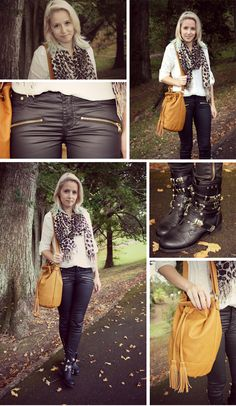 Autumn Fashion | New Zealand | 2013 #fashion #inspiration