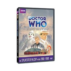 Seventh Doctor - Sylvester McCoy Doctor Who: The Greatest Show in the Galaxy