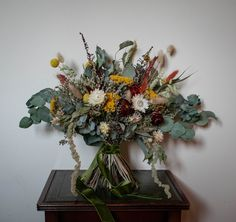 Everlasting Floral Shop// We are very excited to be offering a selection of dry bridal flora for pre order on our very own online shop very… Scottish Flowers, Second Weddings, How To Preserve Flowers, Flower Farm, Wedding Bouquets, Daisy, Floral Wreath, Elopements, Bridal