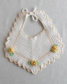 Vintage Bibs & Booties Crochet Pattern