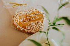 esküvői köszönetajándék, mézeskalács esküvőre