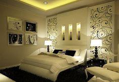 Incredible Romantic Bedroom Designs - Design - Ideas - Bedroom