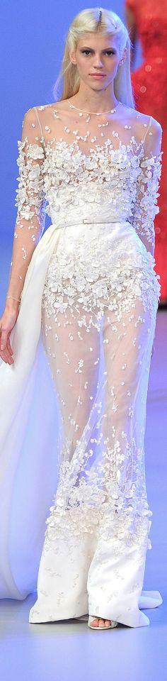 Elie Saab ~ Spring 2014 Couture