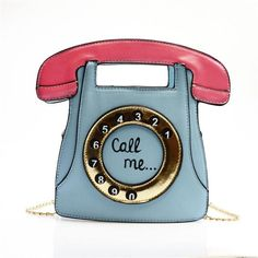 Call Me Maybe Phone Bag - Come in 4 Colours!