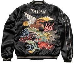 Tailor Toyo reversible jacket