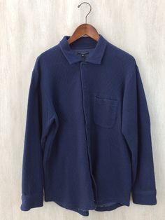 collar detail - Engineered Garments ◆ Long sleeve shirt / M / - / NVY_ image 1