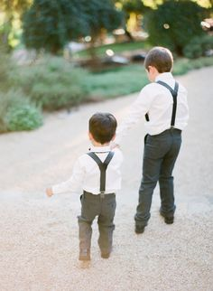 cute mini grooms