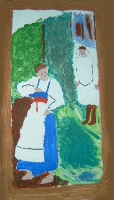 Aino-myytti, Kalevalan 3. runo Painting, Art, Peda, Art Background, Painting Art, Kunst, Paintings, Performing Arts, Painted Canvas