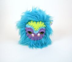 OOAK handmade monster by TheJaeBird on Etsy  $25 with free domestic shipping