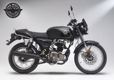 """Lifan 250 """"Tha Misfist"""" By Cleveland CycleWerks    ♠ http://milchapitas-kustombikes.blogspot.com/ ♠"""