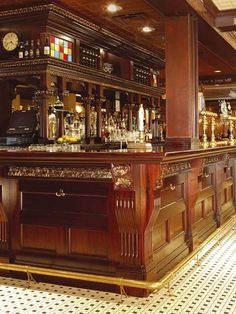 Pub design and refurbishment by Andy Thornton / British Beer Company