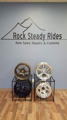 Wheels have arrived – Rock Steady Rides