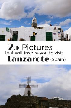 30 pictures that will inspire you to visit Lanzarote - Canary Islands