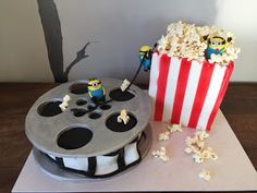 Leffakakku / Movie cake