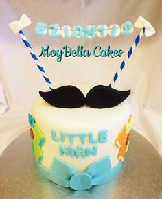 LITTLE MAN CAKE