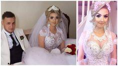 Novomanželia Petra a Daniel pochádzajú zo slovenskej obce Pavlovce nad Uhom, ale svadbu mali v Anglicku,...