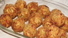 Cuketové guľôčky so syrom a cesnakom pripravené za 30 minút! Chrumkavé a s báječnou chuťou! - Báječná vareška