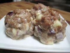 Dukan Diet Recipe Halloumi Cheese Meatballs