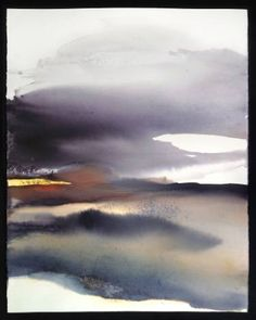 """""""Beyond This Time..."""" - Abstract Landscape"""