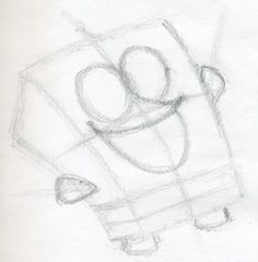 Would like to know how to draw Spongebob square pants? Drawing any animation characters is a perfect lesson and spongebob is simply among such instances. Spongebob Drawings, Easy Cartoon Drawings, Funny Sketches, Spongebob Square, Square Pants, Sakura Haruno, Drawing Tips, Illustration Art, Animation