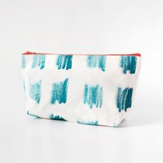 Zipper Pouch by Anna Joyce. $37