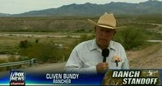 04-10-14 Right-Wing Media Are Throwing Gas On A Rancher's Violent Threats Against The Government ~ WHAT LEFTIST MEDIA MATTERS SAYS ABOUT THE CLIVEN BUNDY RANCH SITUATION. Media Matters really pitches some tall tales. Among other exaggerations and misinformation, they pitch that Bundy was threatening to use force against the BLM, and to start a range war (Bundy instructed his supporters to not bring weapons into the protest). Pitch: It's capitalists wanting to provide cheap beef vs the…