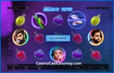 Diamond Vapor is a 10-line and 5-reel video slot that was developed by Endorphina in cooperation with Diamond Vapor.  http://www.casinocashjourney.com/slots/endorphina/diamond-vapor.htm
