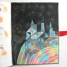 Rob Dunlavey sketchbook