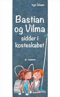 Bognørden: Bastian og Vilma sidder i kosteskabet