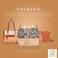 Renove o seu conceito de estilo. Conheça a nossa coleção Outono/Inverno.