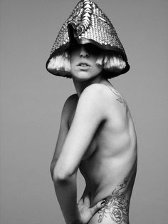 lady gaga the fame monster photoshoot - Google Search