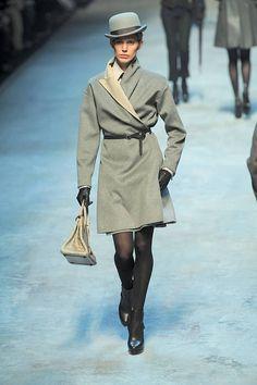 Hermès Fall 2010 Runway - Hermès Ready-To-Wear Collection