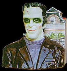 """WANTED: Star Jar Gallery Collection by Treasure Craft """"Herman Munster"""""""