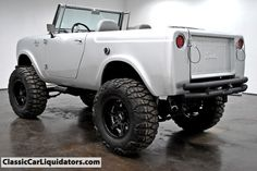 Classic Car Liquidators 1965 International Scout 4x4 Full Custom - $24,999