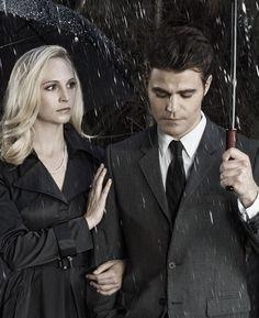 The Vampire Diaries - Season 8 - Caroline and Stefan